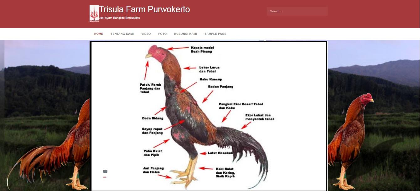 Trisula Farm Purwokerto