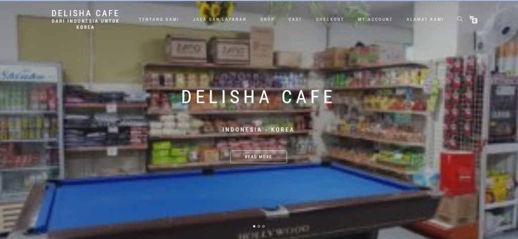 Delisha Cafe