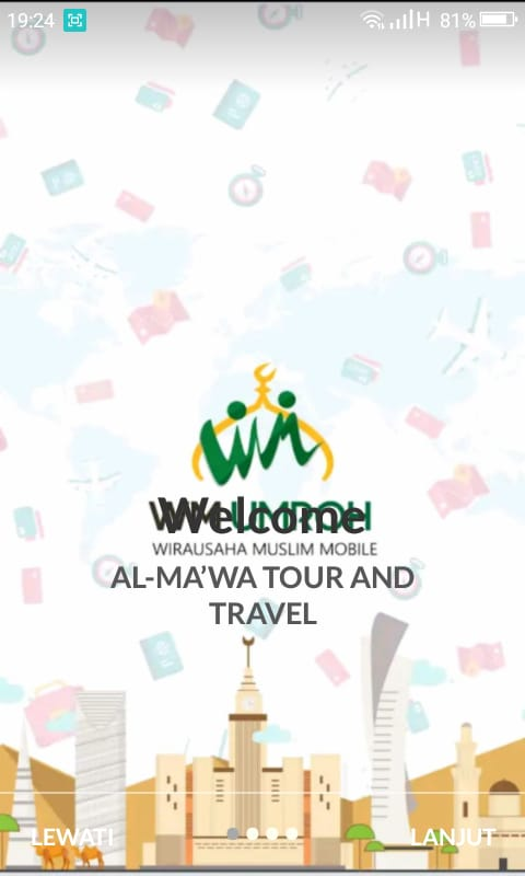 Al-Mawa Tour And Travel Apps