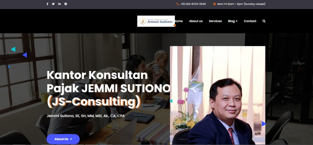 Jemmi Sutiono Consulting