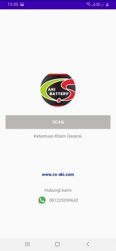 Barcode CS Aki Apps
