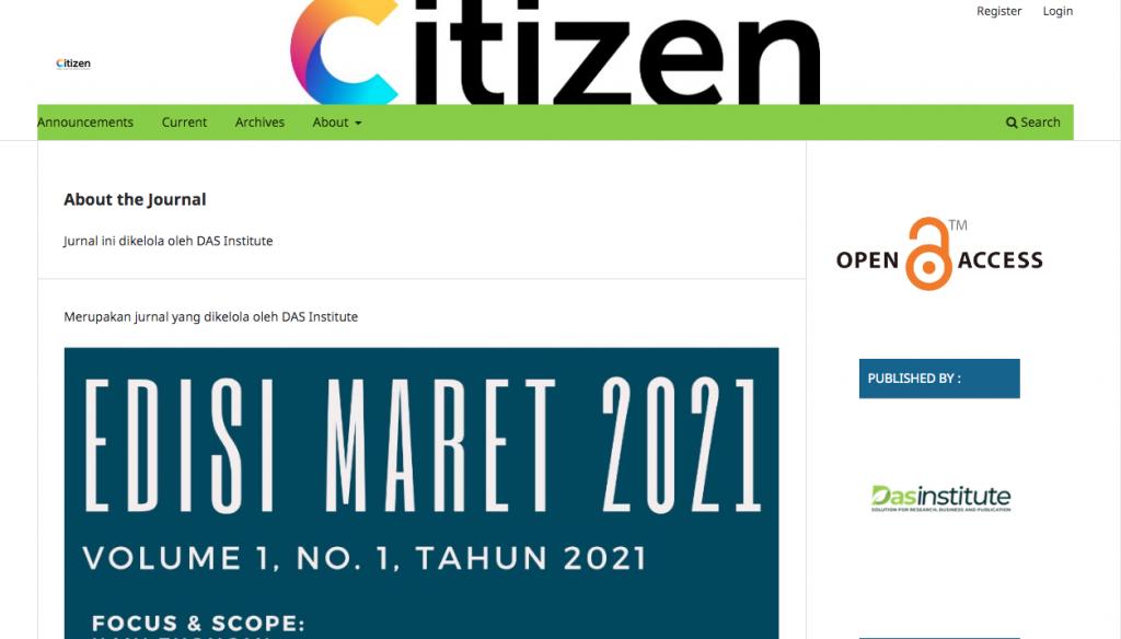 Citizen Journal